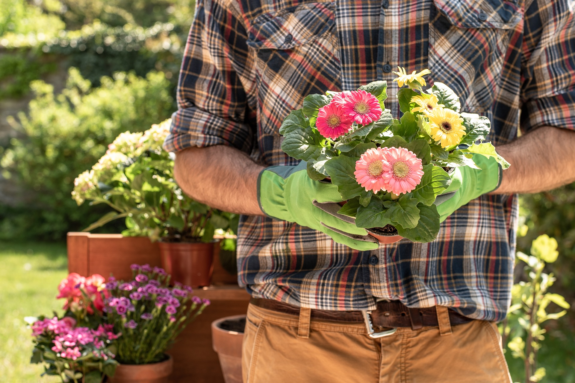 comment recruter un jardinier